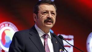 TOBB Başkanı Hisarcıklıoğlu: Ekonomik alanda istiklal mücadelesi veriyoruz