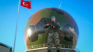 Türkiye'nin 3 bin 100 rakımlı tepesindeki gözü...