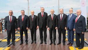 Son dakika: 19 Mayısın 100. yılı Cumhurbaşkanı Erdoğandan önemli açıklamalar
