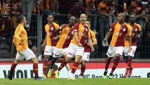 Son dakika Galatasaray, Başakşehiri devirdi, şampiyonluğunu ilan etti