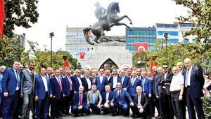 TİM ve Türk-İş Samsun'da