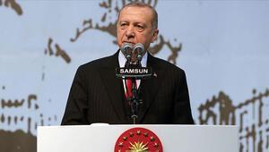 Cumhurbaşkanı Erdoğan: Bizim kızıl elmamız da büyük ve güçlü Türkiyedir