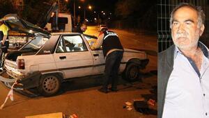 Polisin telefonuyla şaşkına döndü: Aracım evimin önündeydi...