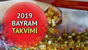 Ramazan Bayramı'nın 1. Günü ne zaman Bayram tatili kaç gün