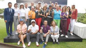 Golfçüler yarıştı
