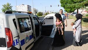 Himvanda 2 dilenci ilçe dışına çıkarıldı