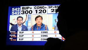 Hindistanda seçimlerin son aşaması tamamlandı
