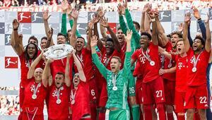 Bundesligada da şampiyon belli oldu