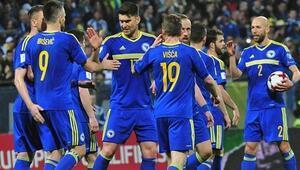 Süper Ligden Bosna Hersekli dört isme davet