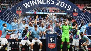 Manchester City 6-0 Watford (MAÇ ÖZET)