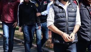 Şanlıurfada terör operasyonu 54 şüpheli gözaltında…
