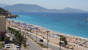 Bayram tatilinde Yunan adalarına Türk akını