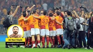 Galatasarayın şampiyonluk öyküsü yarından itibaren Hürriyette