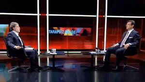 Ekrem İmamoğlu, CNN TÜRKte soruları yanıtladı