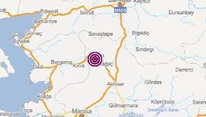 Somada 3.7 büyüklüğünde deprem