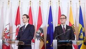 Avusturya'da siyasi deprem