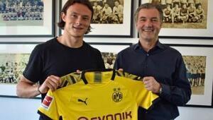 Borussia Dortmund Nico Schulzu transfer etti