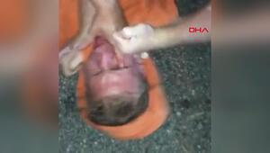 ABD polisleri, gözaltına aldıkları şüpheliyi ölümüne darp etti