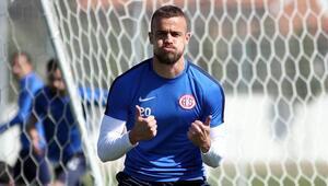 Chicodan kariyer rekoru Antalyaspor formasıyla...