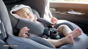 Yeni doğan bebeği takside unutup eve gittiler