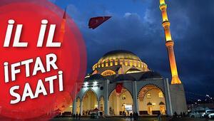 İftar saat kaçta 21 Mayıs İstanbul Ankara İzmir İl il iftar saatleri