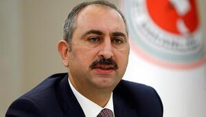 Son dakika... Adalet Bakanı duyurdu: 11 bin 78 personel istihdam edilecek...