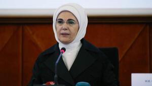 Emine Erdoğan: Başarımızı önce insan yaklaşımına borçluyuz