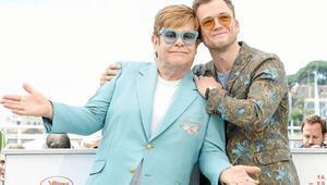 Rocketman, Elton John ve Taron