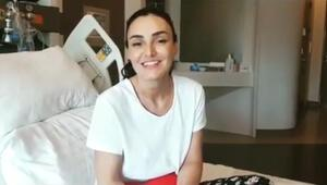 Sevcan Orhan sağlık durumu hakkında bilgi verdi