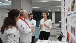 Gastronomi öğrencilerinden leziz bitirme projeleri