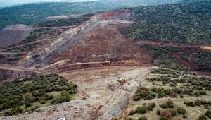 Musacalı Barajında çalışmalar sürüyor