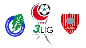 TFF 3. Lig 1. Grupta play-off finali yarın yapılacak