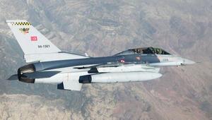Irakın kuzeyinde PKK hedefleri vuruldu