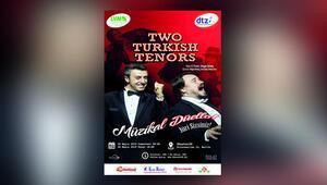 'Two Turkish Tenors' Berlin'e geliyor