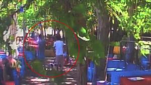 Antalyada öldürülen arkeolog ile katili aynı karede