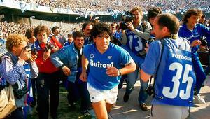 Maradonanın hikayesi beyaz perdede