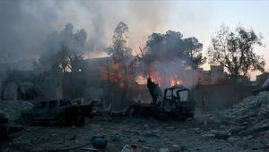 İdlib Gerginliği Azaltma Bölgesine hava saldırısı: 6 ölü