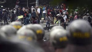 Endonezya'da 'seçim sonuçları' protestolarında çok sayıda ölü var