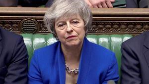 İngiltere Başbakanı May'den Suriye ile ilgili sert sözler