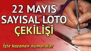 Sayısal Loto devretti | 22 Mayıs Milli Piyango Sayısal Loto çekiliş sonuçları