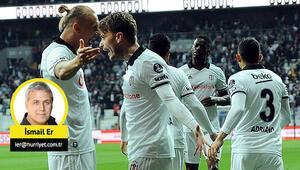 Beşiktaş düğmeye basıyor