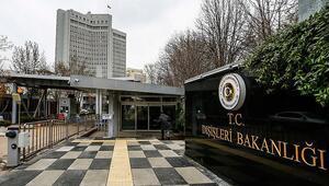 Türkiyeden ABD Temsilciler Meclisi Dış İlişkiler Komitesi kararına  tepki