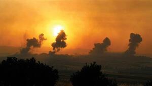 İdlib'de çatışmalar şiddetlendi