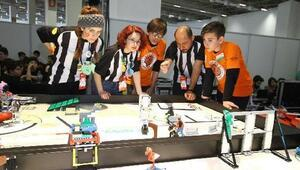 Robotlarıyla yarışacak dünya çocukları İzmirde buluştu