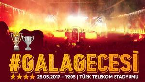 Galatasaraydan şampiyonluk kutlaması açıklaması İşte tarih ve saat...