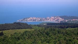 Mavi Bayraklı plaj cenneti bayramda dolu dolu olacak
