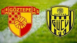 Göztepe MKE Ankaragücü maçı ne zaman