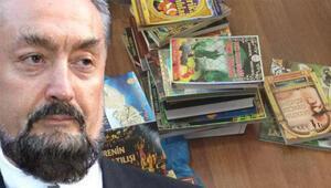 Balıkesirde Adnan Oktar suç örgütüne operasyon: 4 gözaltı