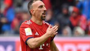 Ribery için flaş hamle 2 yıllık...