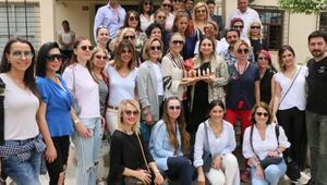 Bakan Ersoyun eşinden 40 ünlü ile Adıyaman Müzesine ziyaret